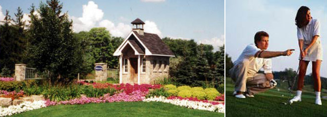 Rock Chapel Golf Centre, Dundas Ontario